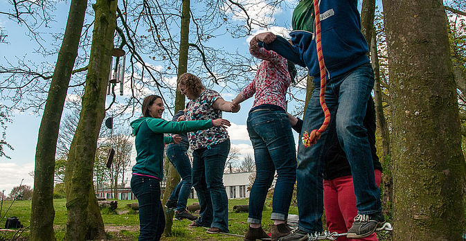 Team Building Event mit GeccoTours in NRW
